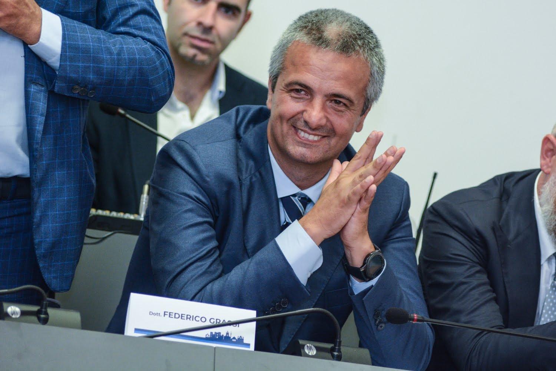 GeVi Napoli: Patron Grassi eletto nel Consiglio Direttivo della LNP