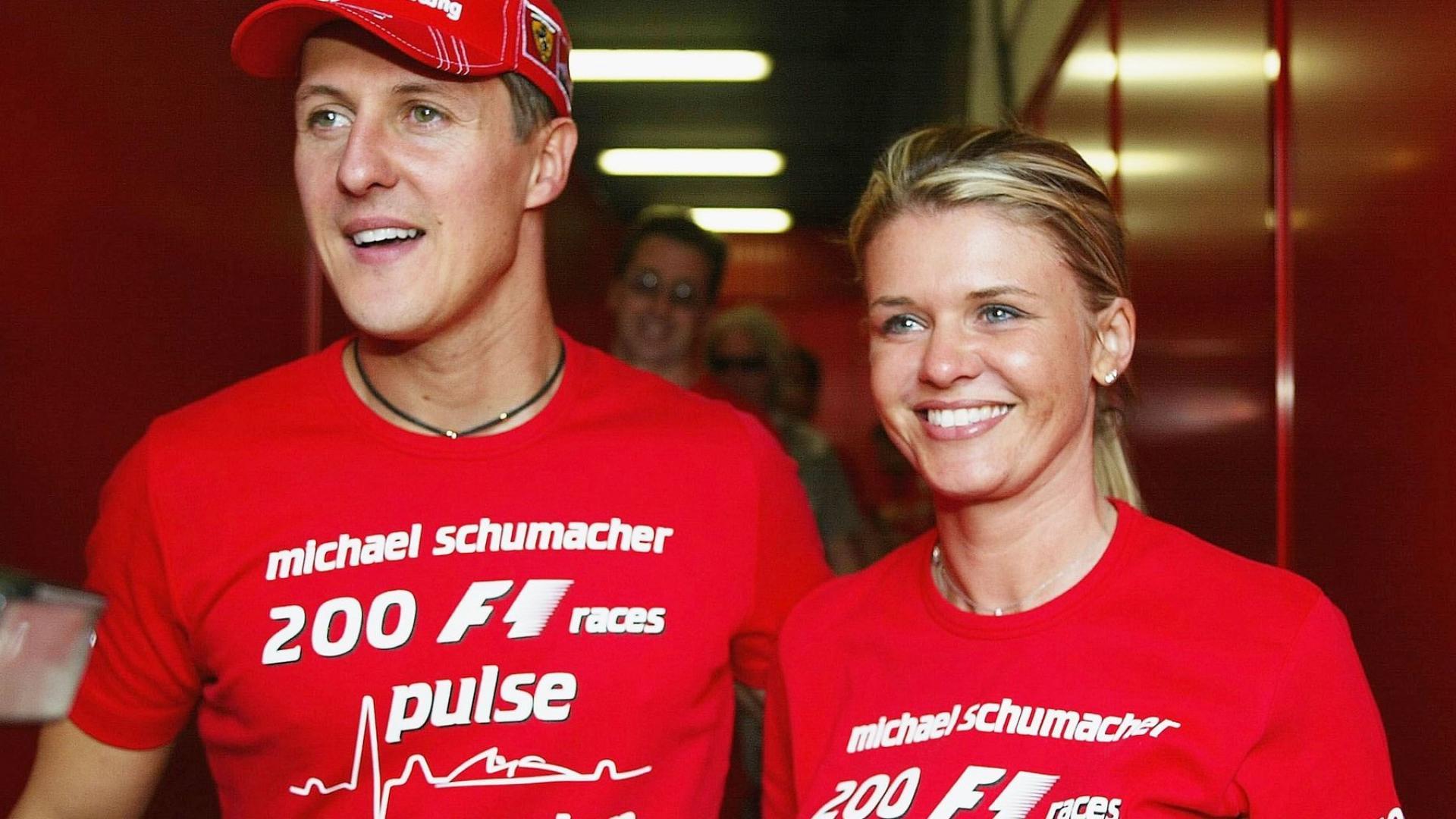 """F1: STAMPA GB, """"FOTO RUBATE DI SCHUMACHER IN VENDITA A 1 MILIONE"""""""