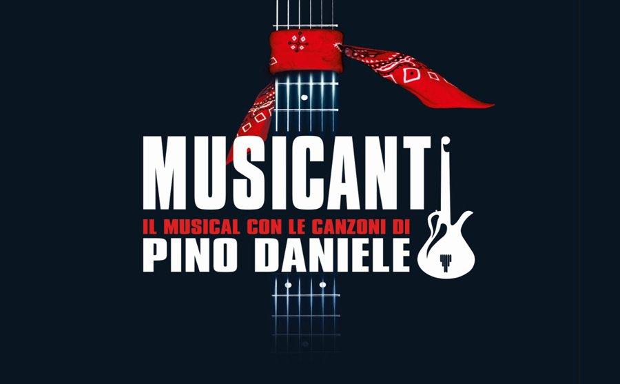 "PINODANIELE, DEBUTTA ""MUSICANTI""."