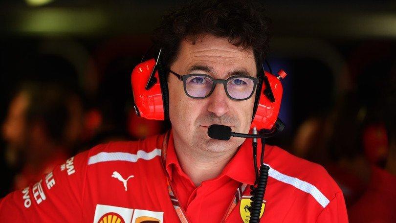 """F.1: Ferrari. Binotto """"squadra unita per migliorare anche nel 2021"""""""