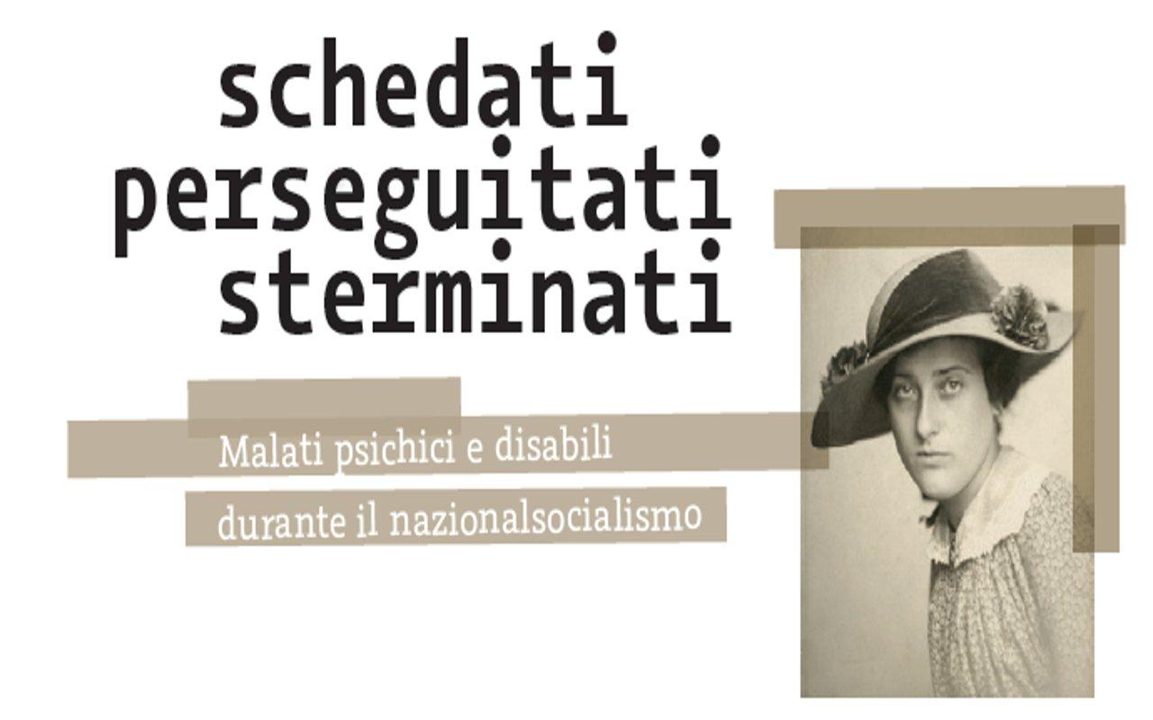 MOSTRA FOTOGRAFICA, LA PERSECUZIONE DEI MALATI PSICHICI NEL NAZIONALSOCIALISMO