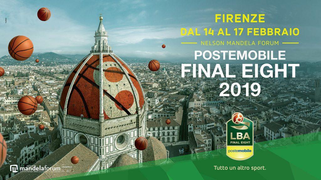 BASKET: COPPA ITALIA, A FIRENZE DA GIOVEDÌ FINAL EIGHT