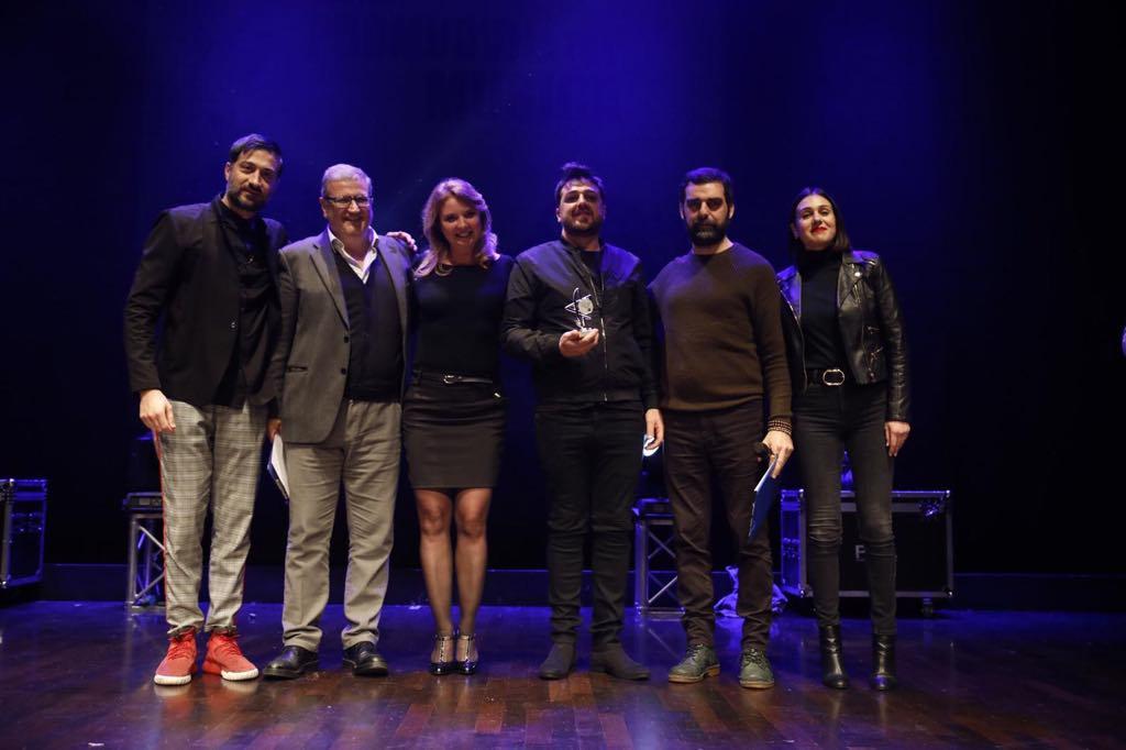 """MUSICA, MARCO DE VITA VINCE IL PREMIO """"COMPILATION 2019"""""""
