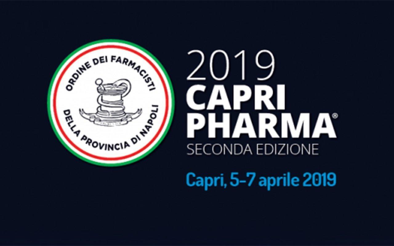 CAPRI PHARMA 2019, L'ISOLA AZZURRADIVENTA CITTADELLA SCIENTIFICA