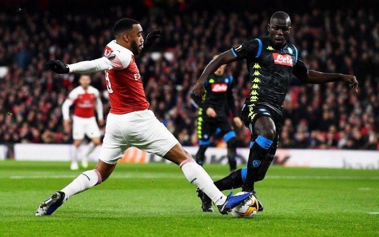 DELUSIONE NAPOLI, L'ARSENAL VINCE 2-0 ALL'EMIRATES STADIUM
