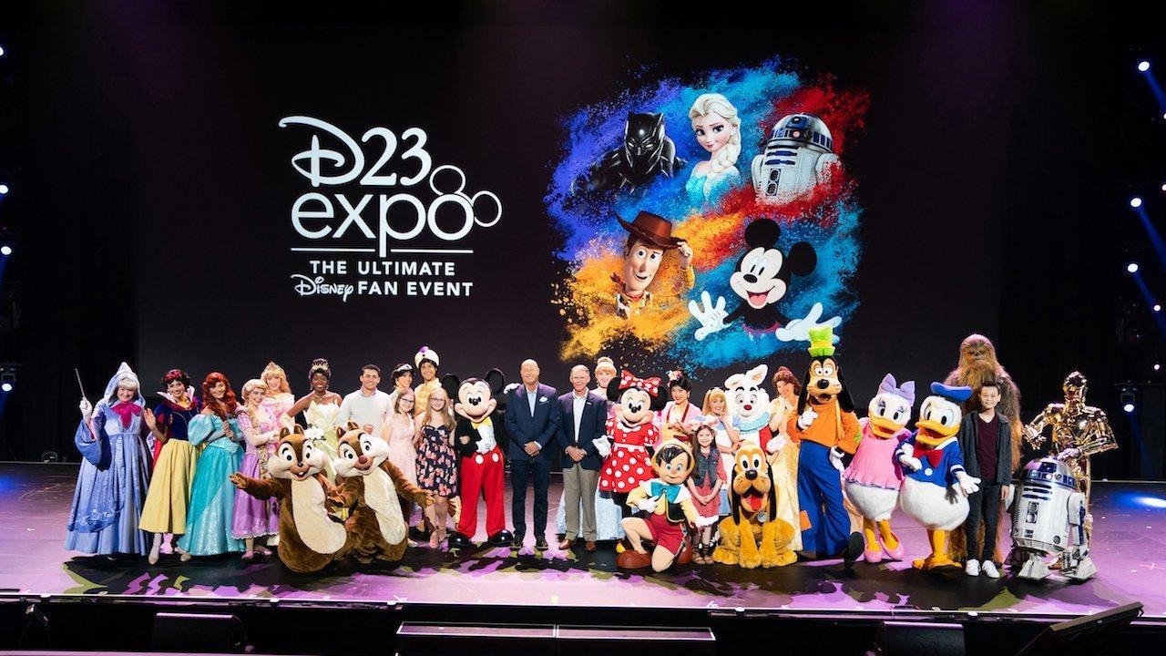 D23 EXPO 2019: ECCO LE NOVITÀ DISNEY IN ARRIVO