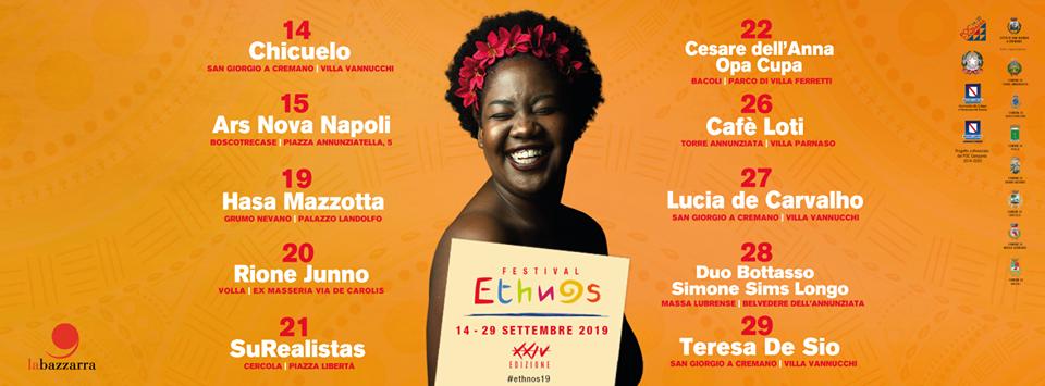 ETHNOS, LA XXIV EDIZIONE DEL FESTIVAL INTERNAZIONALE DI MUSICA ETNICA A NAPOLI