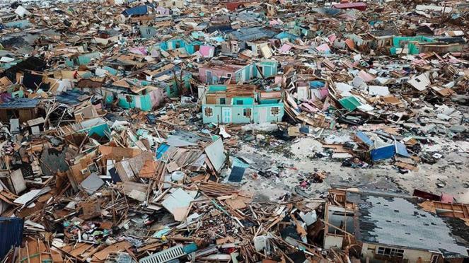 BAHAMAS: URAGANO DORIAN, 2.500 I DISPERSI