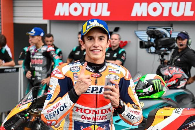 Motomondiale: Gp Giappone. Marquez vince anche al Motegi