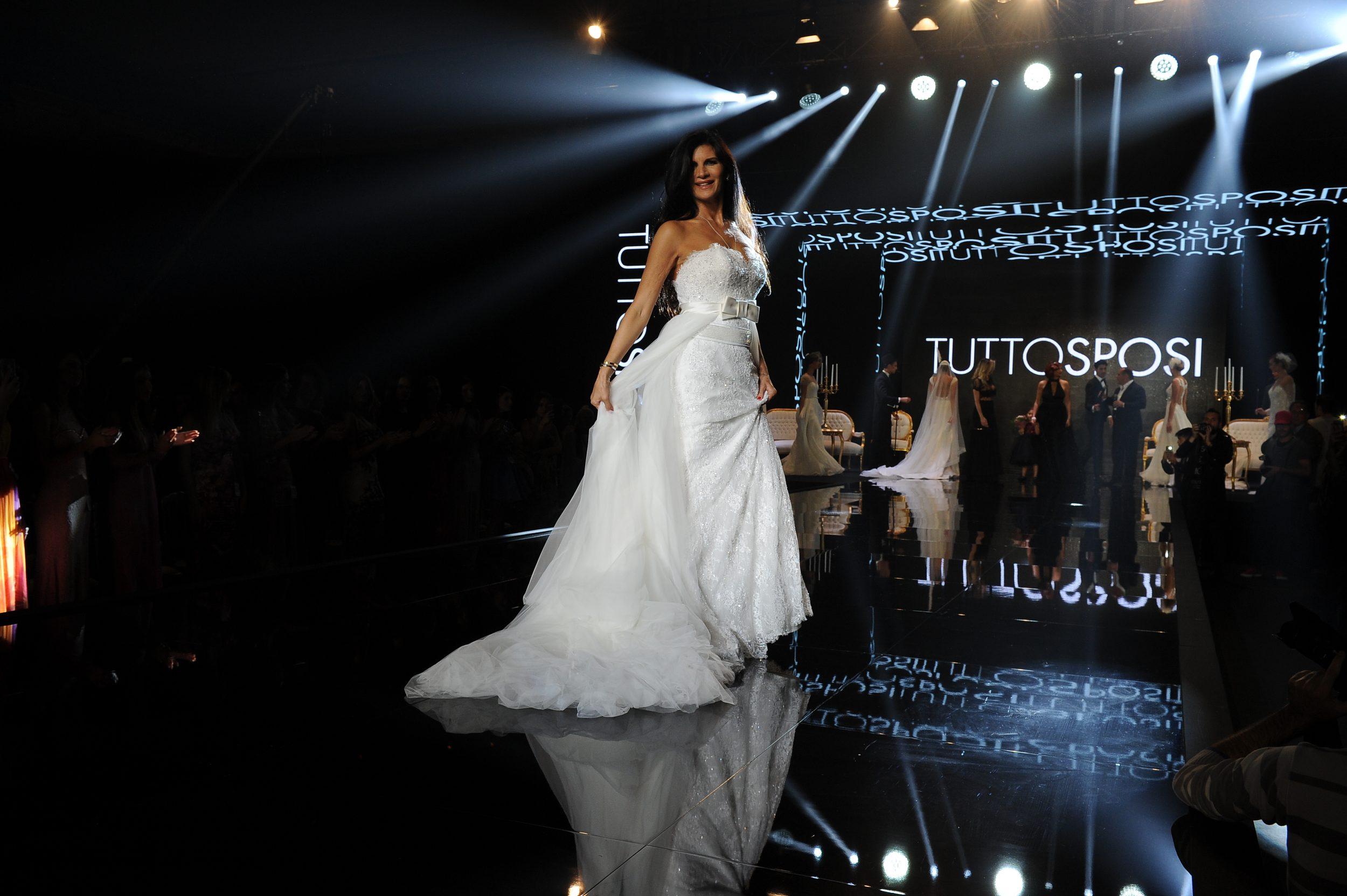 Napoli: Tuttosposi, il wedding fa spettacolo. Torna domani alla Mostra d'Oltremare