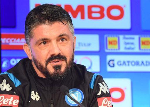 Napoli è notte fonda a Bergamo. Gli azzurri sconfitti 4-2 dall'Atalanta e ora Gattuso davvero rischia.