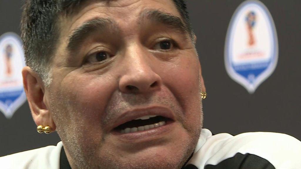 Calcio. È morto Diego Armando Maradona