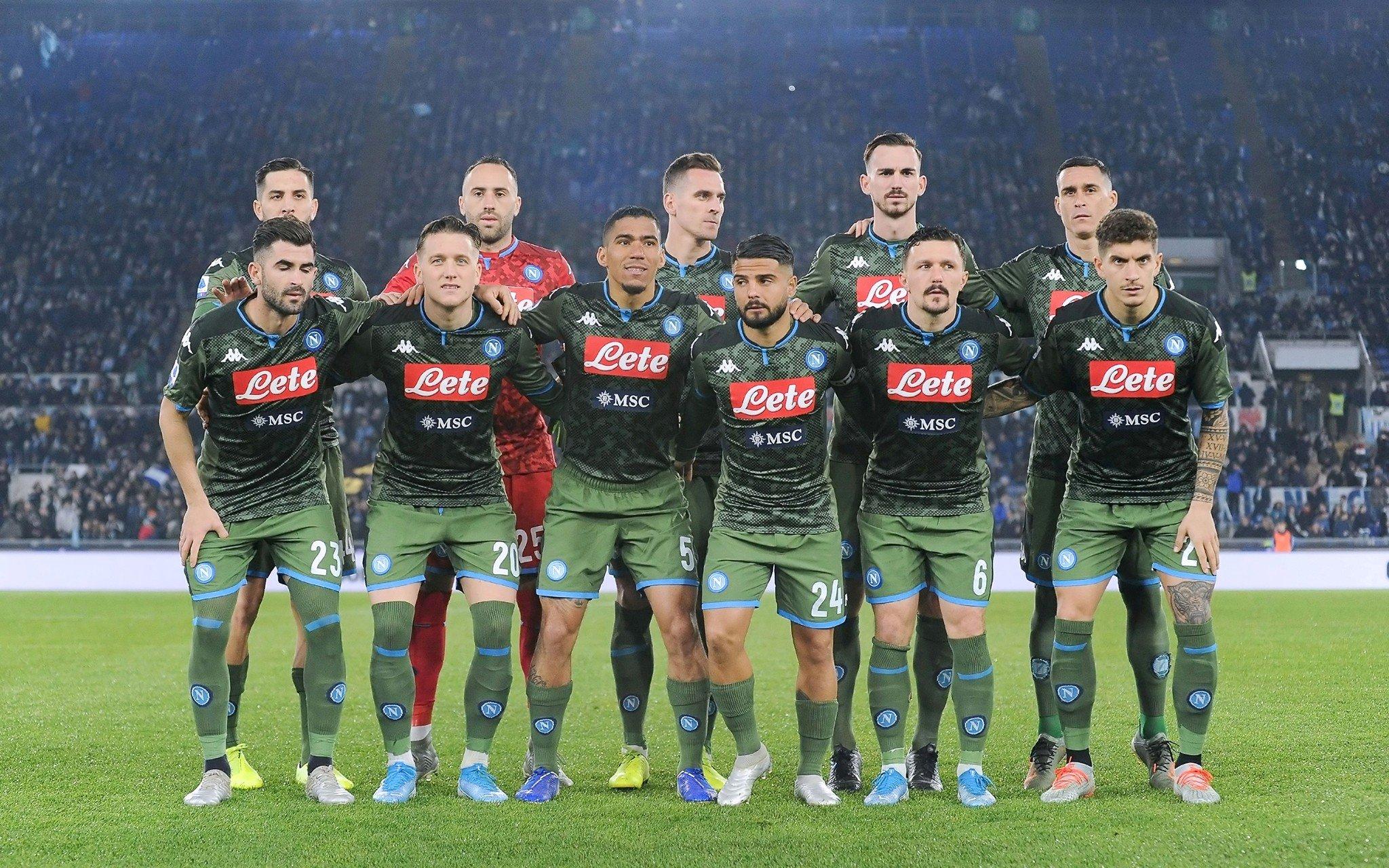 Napoli, febbre a 90′ per la Champions