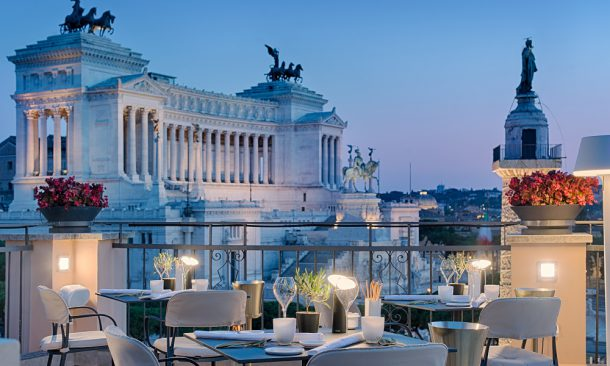 TURISMO: ARRIVA SCENARIO, NUOVO BOUTIQUE HOTEL NEL CENTRO DI ROMA