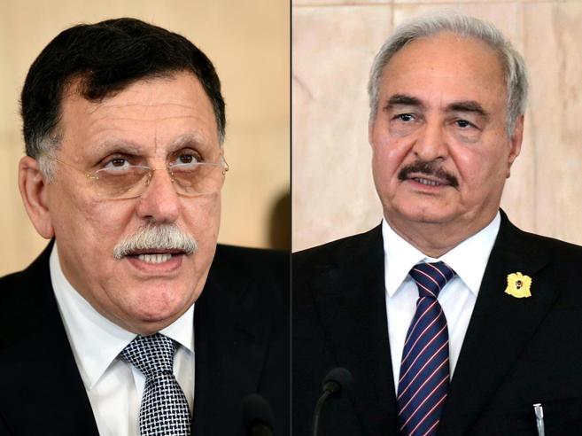 LIBIA, A MOSCA SALTA L'ACCORDO DI PACE. HAFTAR NON FIRMA L'ACCORDO