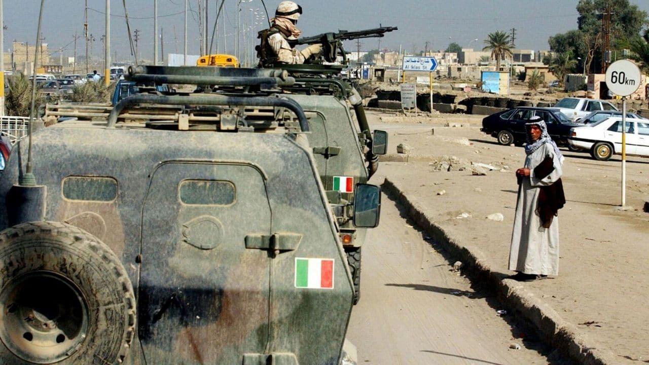 È GUERRA, PIOGGIA DI MISSILI IRANIANI SU BASI USA: MILITARI ITALIANI NASCOSTI IN BUNKER