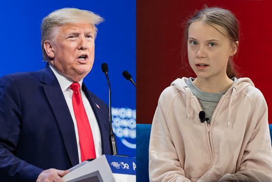 GRETA CONTRO TRUMP, A DAVOS È SCONTRO CON IL PRESIDENTE USA