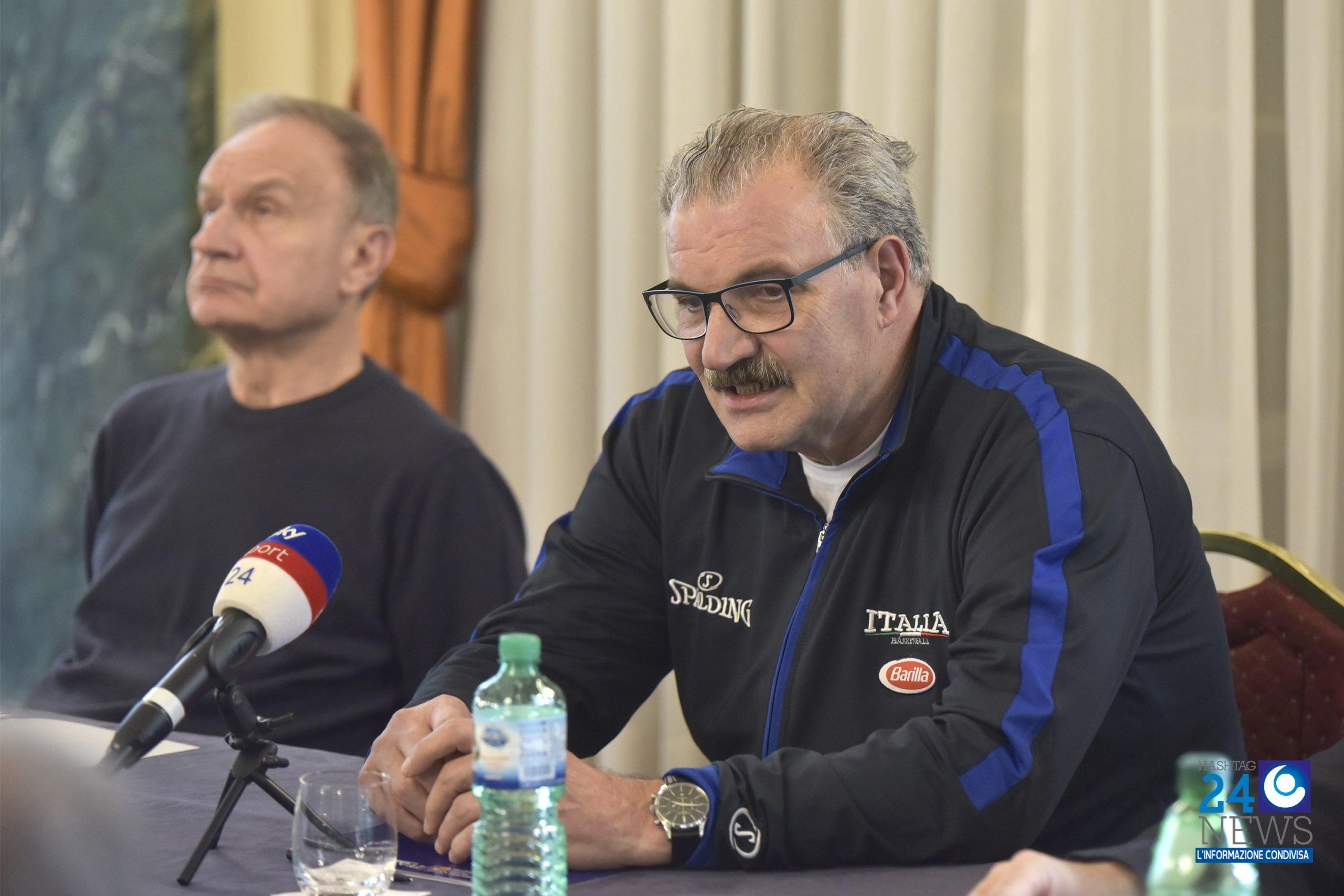 L'ITALBASKET SFIDA LA RUSSIA PER LA PRIMA GIORNATA DI QUALIFICAZIONI AD EUROBASKET 2021