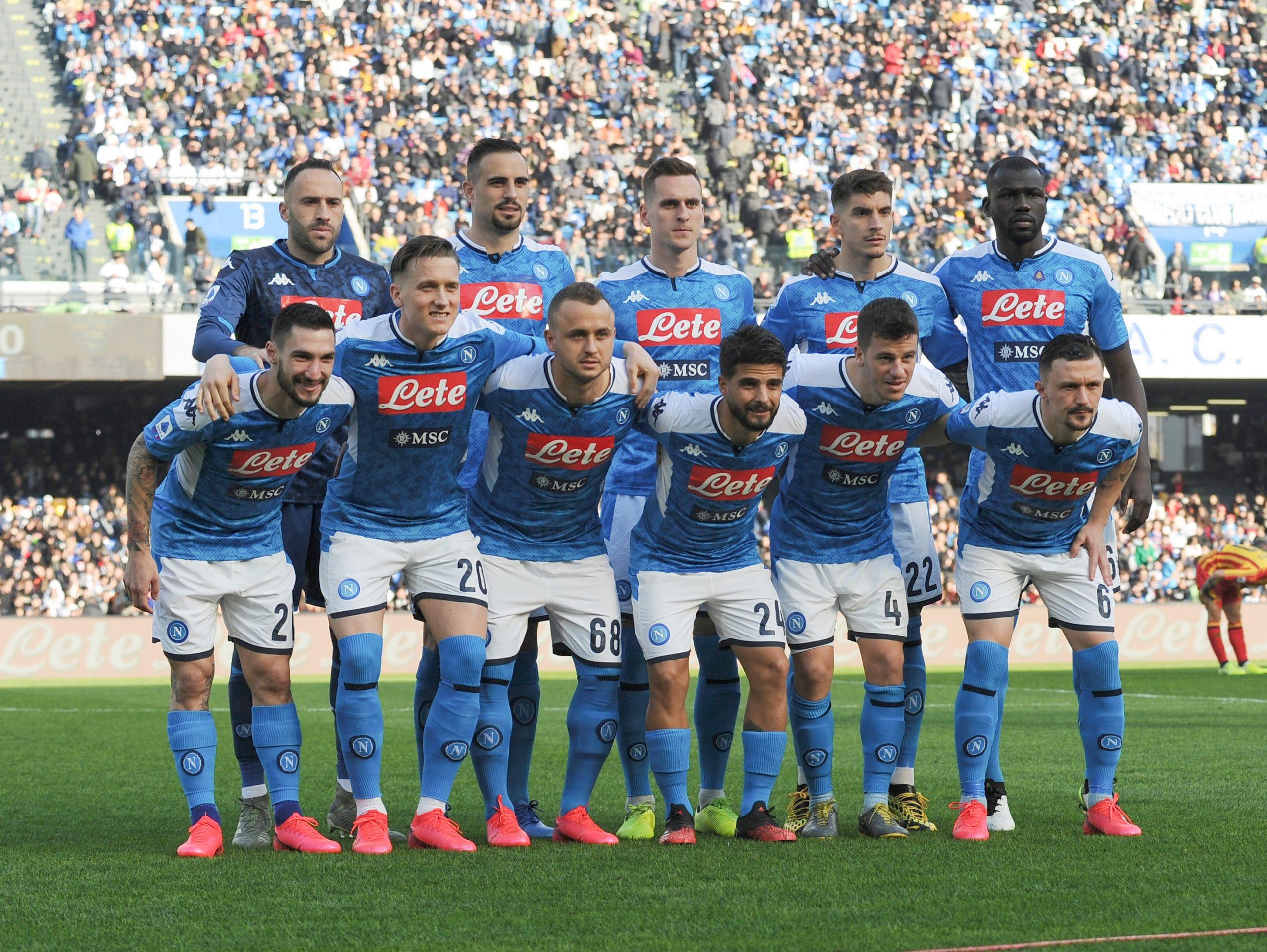 Il Napoli torna a sorridere in campionato