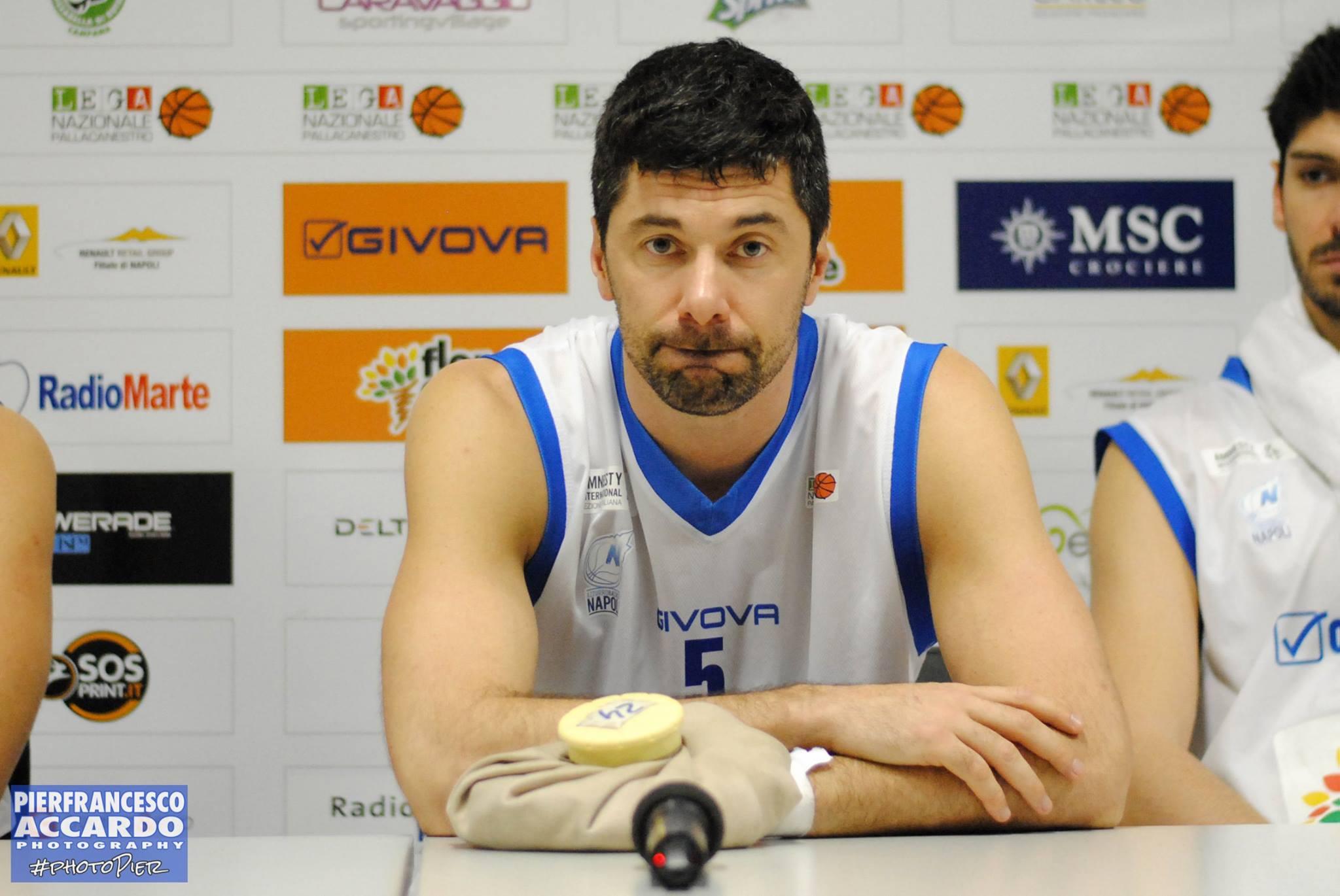 """Basket, Malaventura: """"Ho sconfitto il Coronavirus"""""""