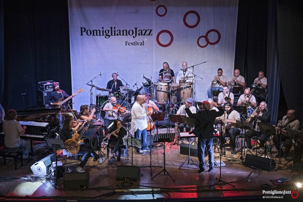 """""""Pomigliano Jazz on air"""", da oggi fino al 9 maggio concerti in streaming"""