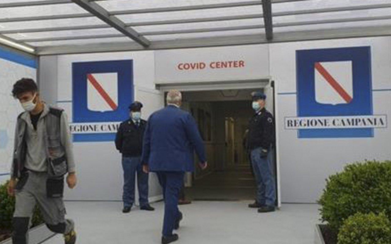 Coronavirus, 6 viaggiatori positivi a variante inglese in Campania