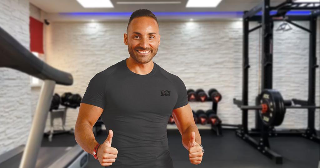 Personal trainer on-line, il napoletano Daniele Esposito allena gratis