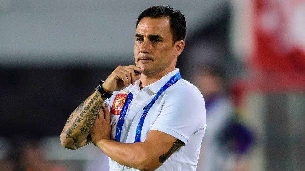 """Calcio. Cannavaro: """"Il mio sogno è allenare il Napoli"""""""