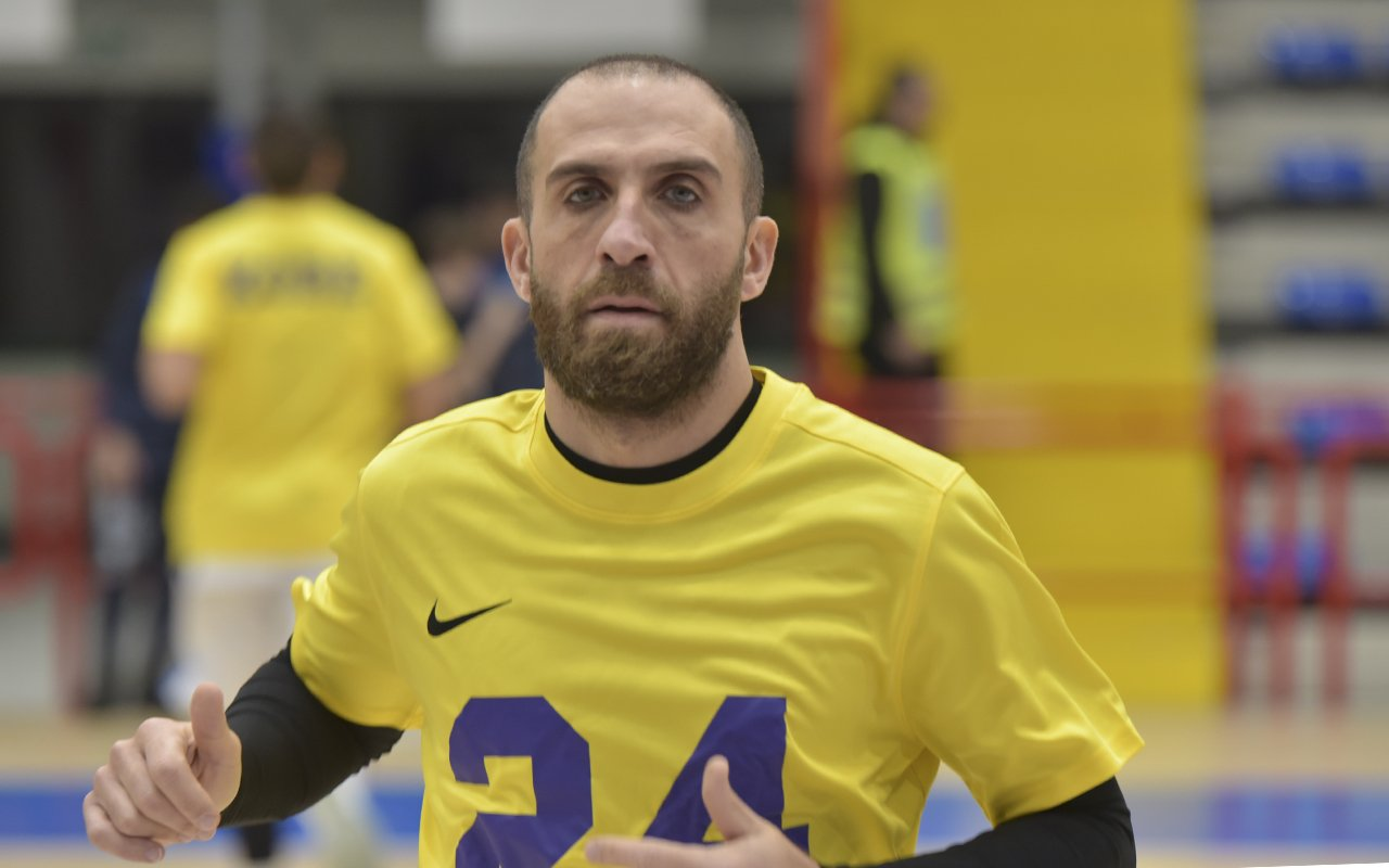 """GeVi Napoli, Guarino: """"Privilegiato di essere il Capitano della rinascita del basket a Napoli"""""""