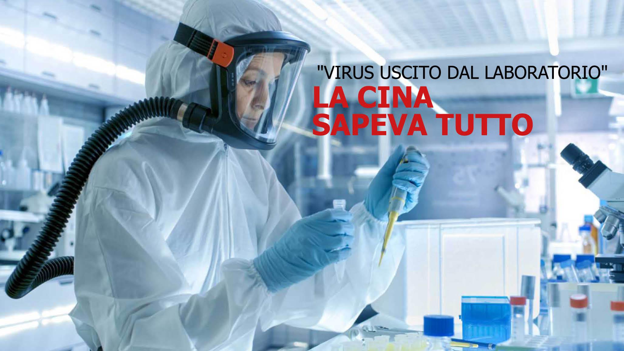 """""""Il Covid è nato in laboratorio"""", gli 007 Usa sono vicini alla verità"""