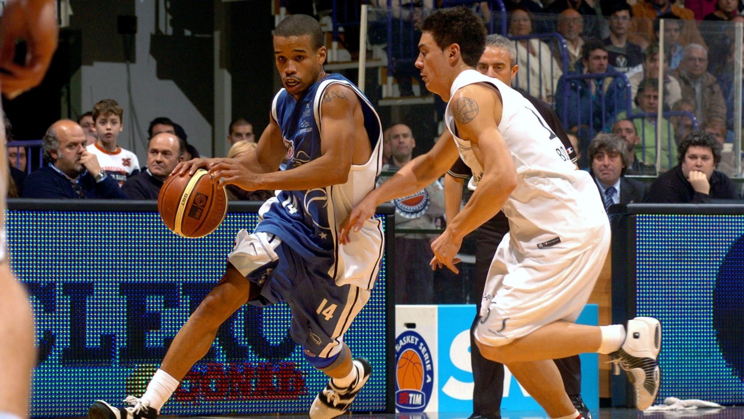 """Basket. Torna il contest """"Leggende"""", domani i quarti di finale. Greer sfida Mannella"""