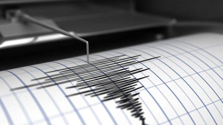Terremoto: Scossa di Magnitutdo 2.6 a Pozzuoli
