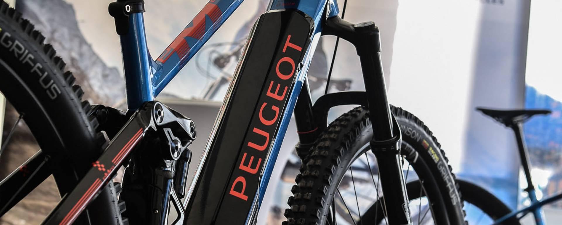 Peugeot: E-bike soluzione per la mobilità individuale