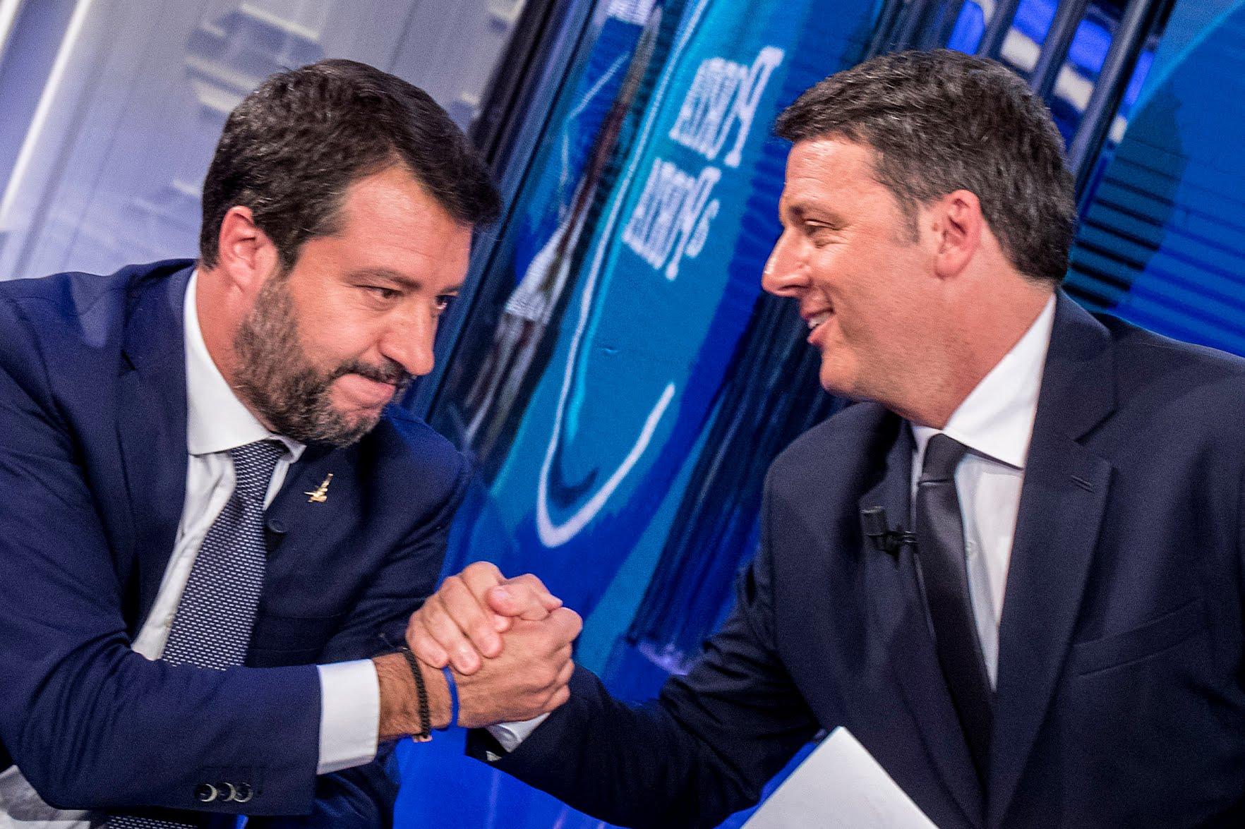 Salvini non sarà processato, Italia Viva non vota