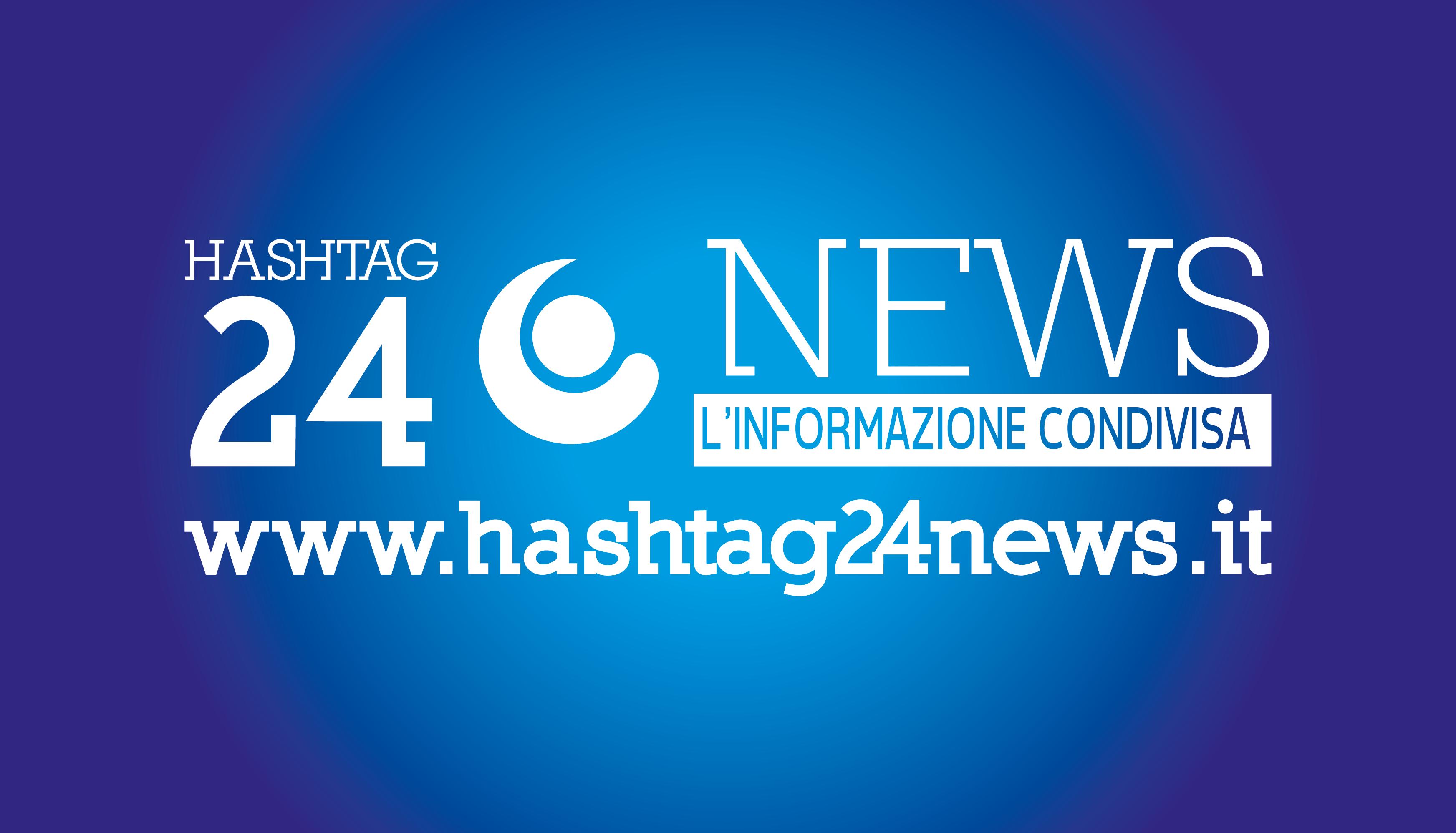 Da lunedì 25 maggio Hashtag24news sarà la webzine di tutti.