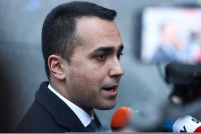 Covid, Di Maio: politica dia un segnale, tagli stipendi parlamentari