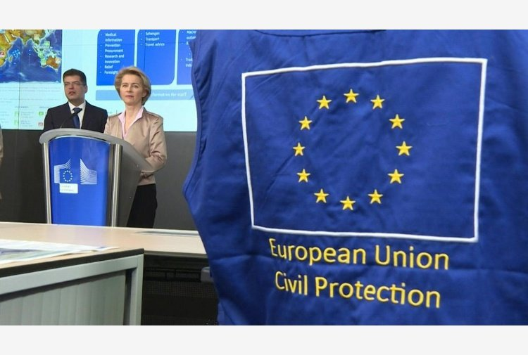 "L'Ue verso una politica sanitaria integrata: ""Mai più senza mascherine"""