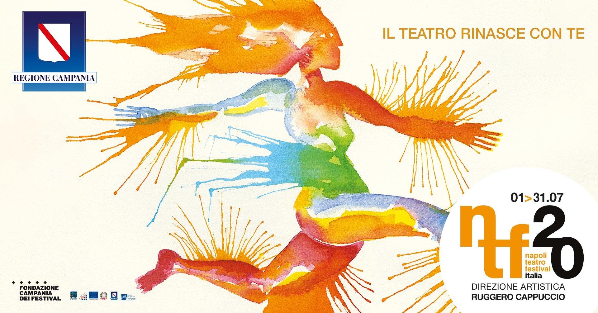 Napoli Teatro Festival Italia 2020: Dal 1° al 31 luglio 130 eventi tutti all'aperto