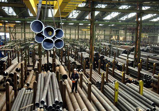 Produzione industriale, a maggio crolla a -33,8%