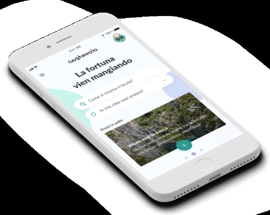 """Gustavolo, la App """"made in Vesuvio"""" per le prenotazioni al ristorante"""