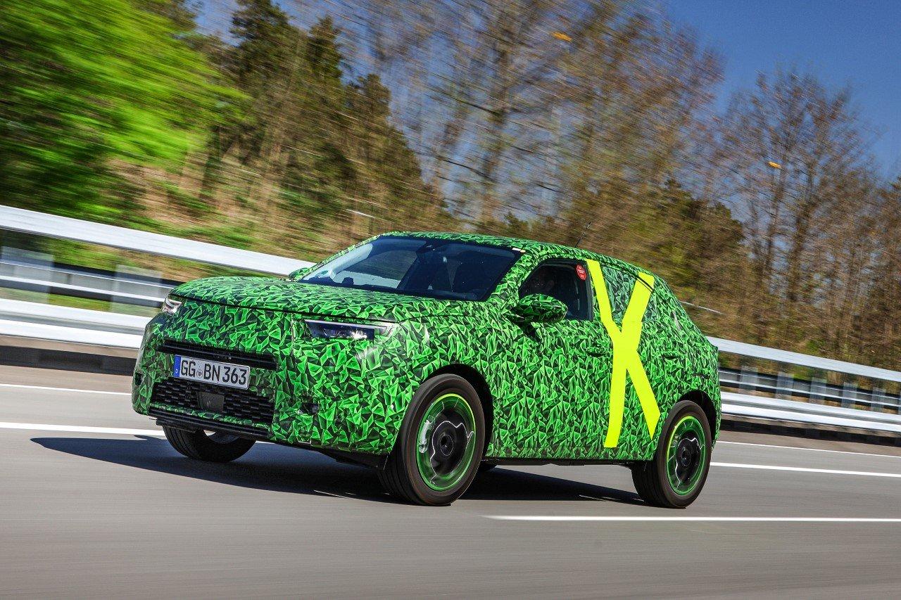 Motori: nuova Mokka presenta il futuro Opel Cockpit