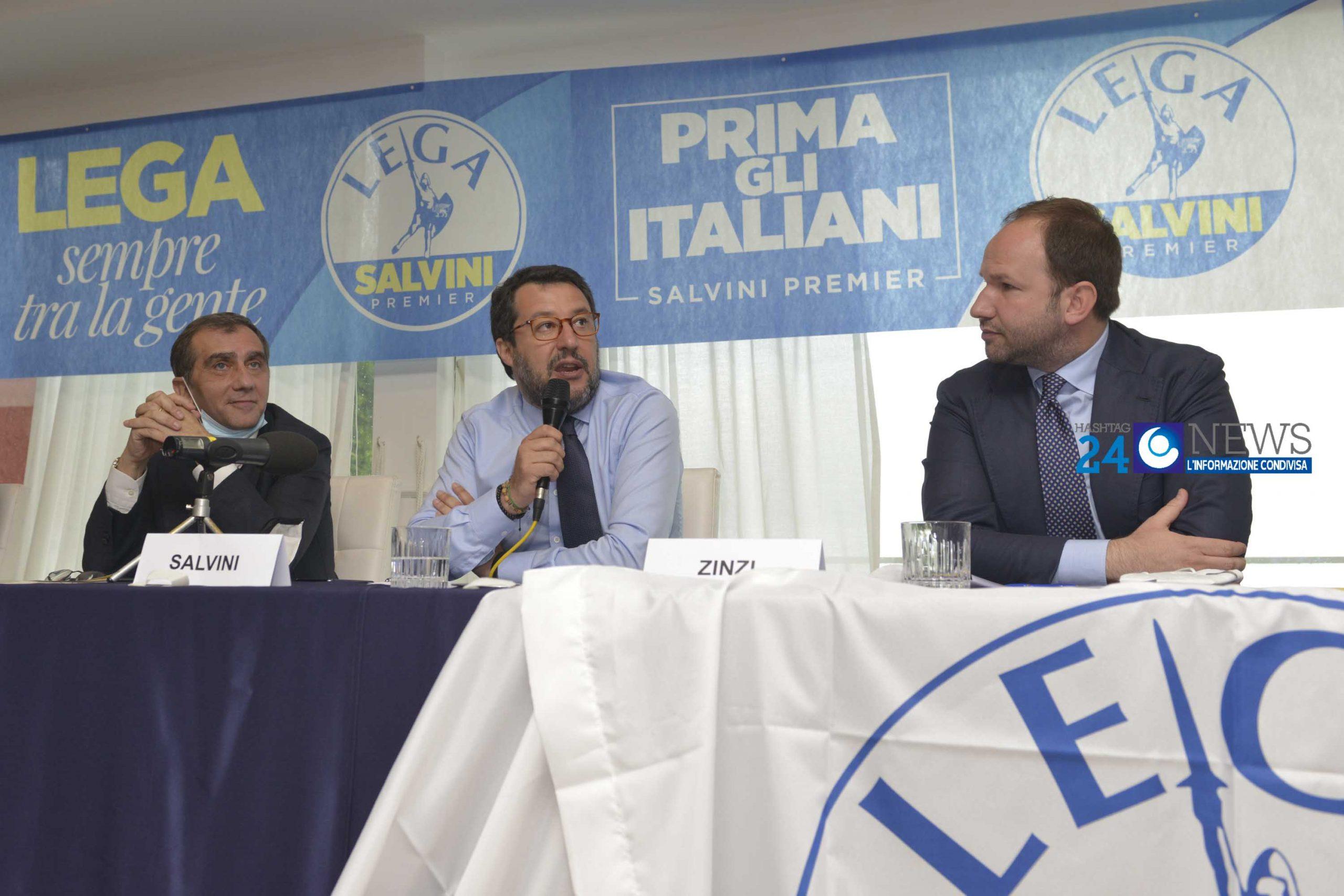 Comunali: Salvini, a Napoli sì a Maresca, il centrodestra sarà unito