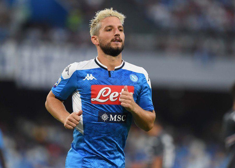 Calcio, Napoli a Verona con maglia celebrativa per record di Mertens