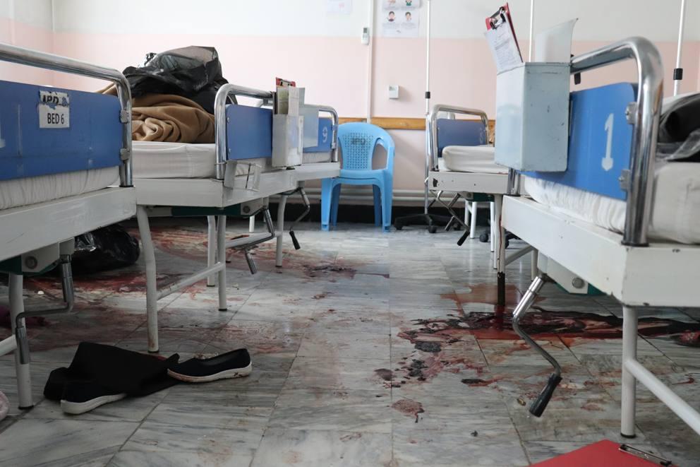 Afghanistan: strage di donne e bimbi, Medici Senza Frontiere chiude attività nel reparto di maternità a Dasht-e-Barchi