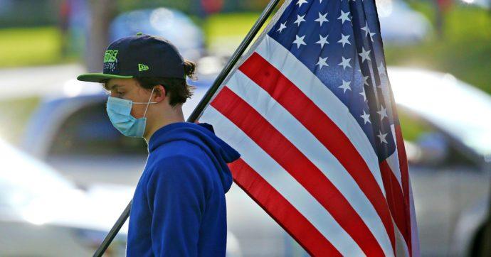 """Usa: 4,66 mln di casi Covid, 154.860 vittime. """"Nuova fase"""""""