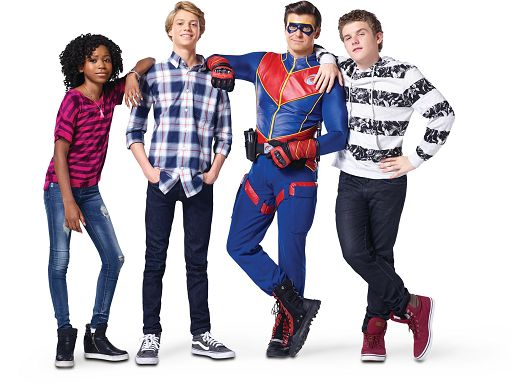 "Su Nickelodeon+1 ""100% Henry Danger"", maratona d'addio al superhero"