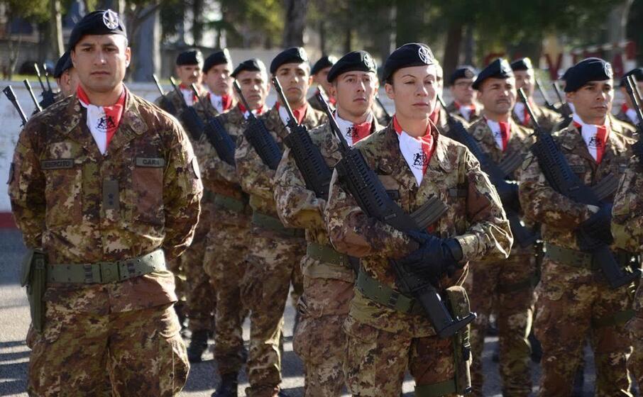 Esercito: brigata sassari partita oggi per missione nel sud del Libano