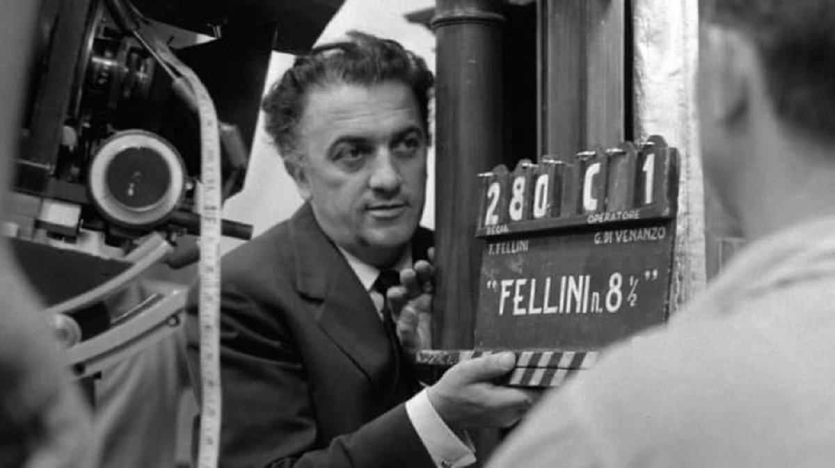 Libri: La Fregene di Federico Fellini
