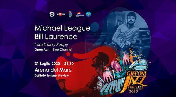 Ritorno del Giffoni Jazz Festival all'Arena del Mare di Salerno