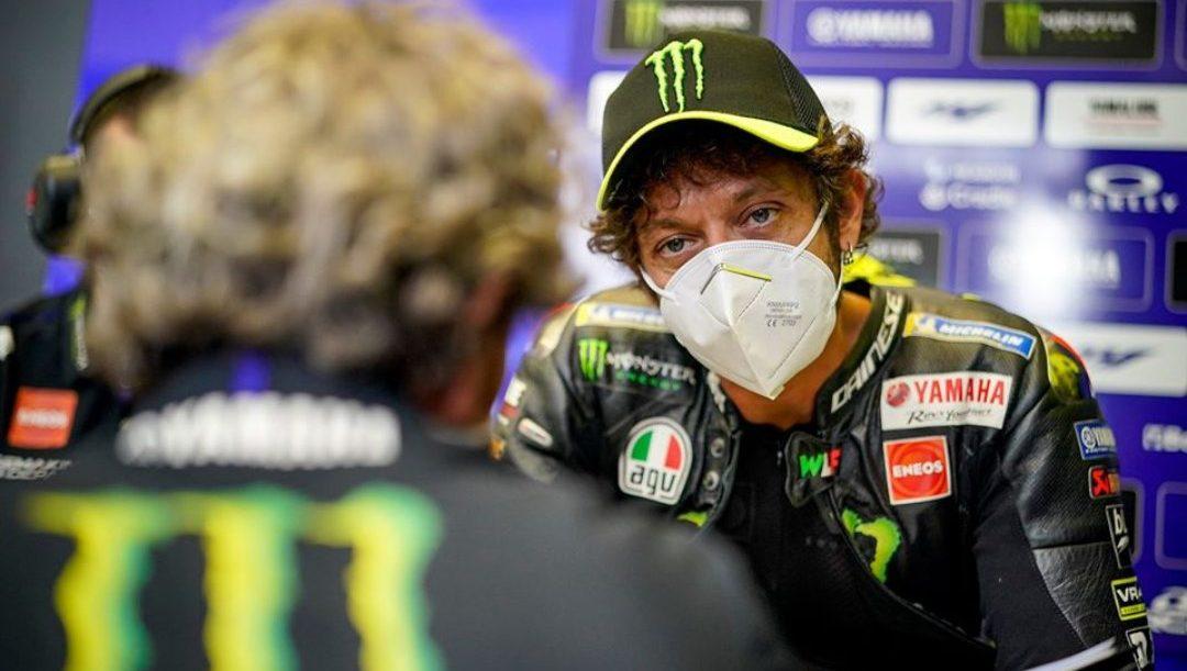 MotoGp, Rossi: In Austria faremo del nostro meglio, ci sarà meno caldo
